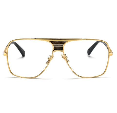 Street Fly Gold Wire Sunglasses