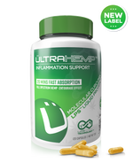 UltraHemp™  - UltraCur® and 5.0 mg Full Spectrum Cannabinoid