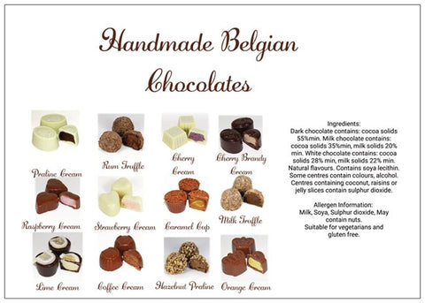 The Chocolat Box Chocolates for Chocoholics