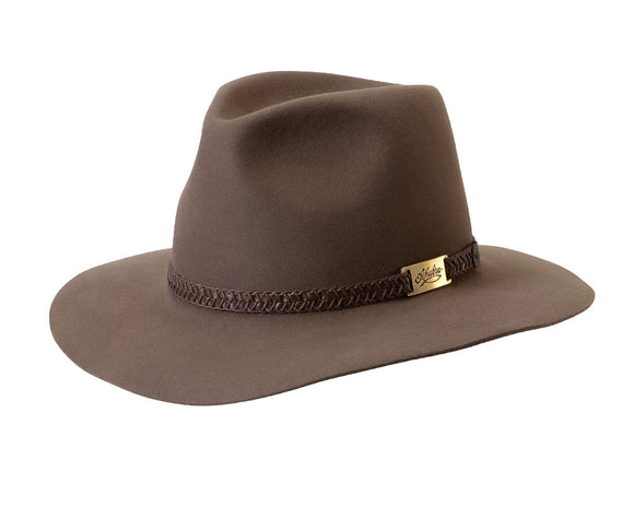 Akubra 'Avalon' in Hazelnut