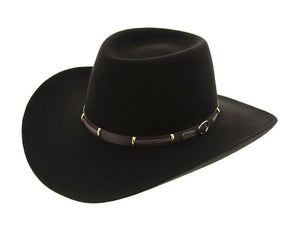 Akubra 'The Boss' in Black