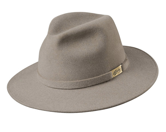 Akubra 'Cappello' in Natural Coloured Fur Felt