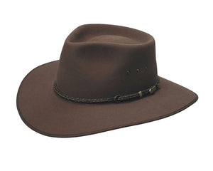 Akubra 'Cattleman' Outback in Fawn