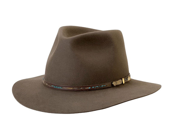 Akubra 'Leisure Time' in Regency Fawn
