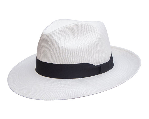 Camilo Grade 3 Cream Coloured Panama Hat
