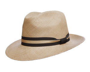 Camilo Grade 3 Bronze Coloured Panama Fedora