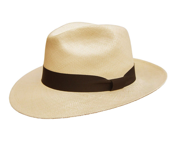 Camilo Grade 3 Natural Coloured Panama Hat