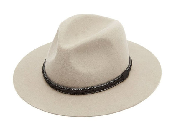 Christys 'Cotswald' Casual Fedora in Dove