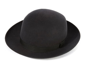Christys 'Foldaway' Fur Felt Trilby in Bessemer Grey