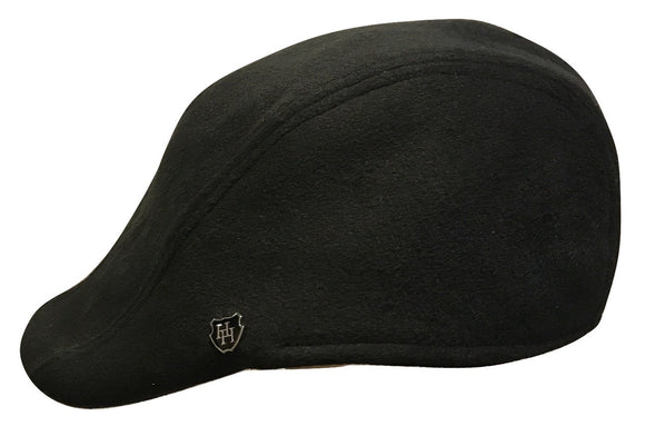 Hills Buffed finish Polar fleece flat cap