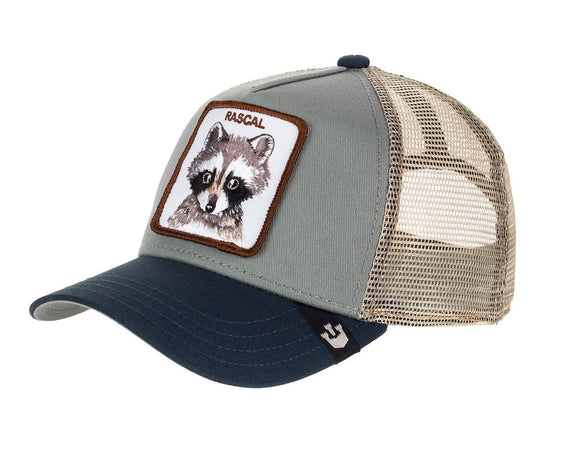 Goorin 'Little Rascal' Trucker Style Baseball Cap (Kids)