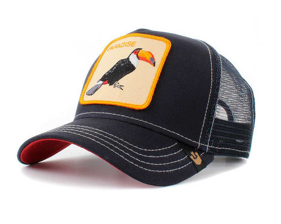 Goorin 'Take Me To' Trucker Style Baseball Cap in Navy