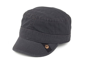 Goorin 'Private Cadet' Army style Cap in Grey