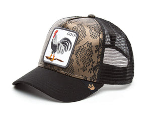 Goorin 'Tropical' Trucker Style Baseball Cap