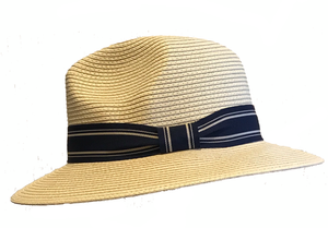 Large brimmed foldable Summer hat