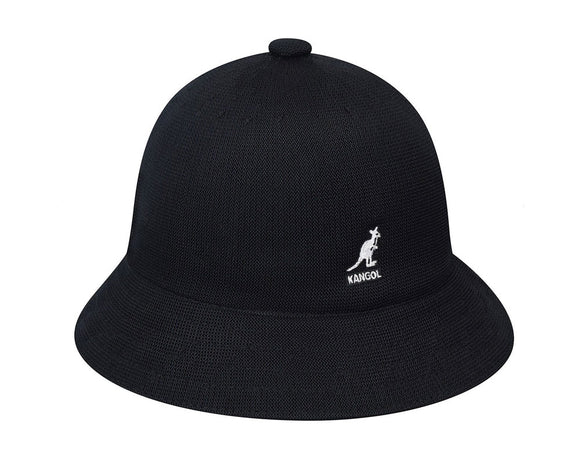Kangol Tropic 'Bermuda' Bucket Hat in Black