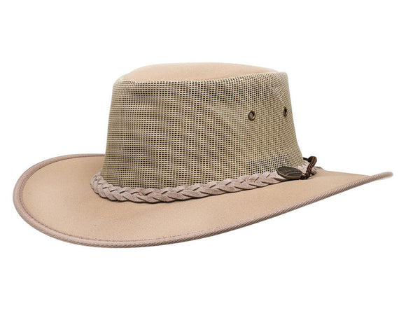 Barmah Canvas Drover