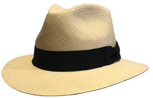 Brisa weave turn down brim Panama hat