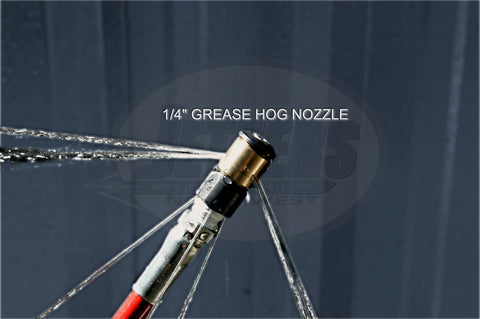 "1/4"" Grease Hog Nozzle"