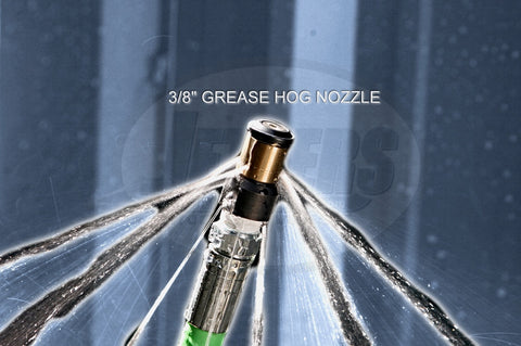 "3/8"" Grease Hog Nozzle"