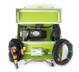 The Crap Shooter - Electric Sewer Jetter 1500 PSI 1.65 GPM