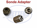 Rigid Sonde and Jet Nozzle Adapter