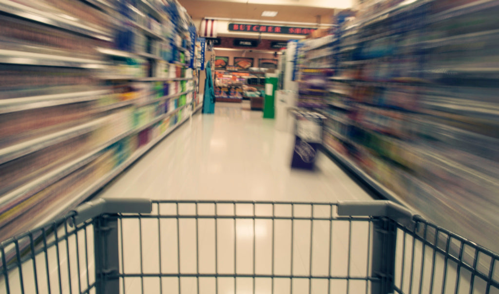 13 Tips for Getting In and Out of the Grocery Store with Kids—in 30 Minutes or Less