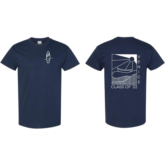 CLASS OF 2022 T-SHIRT + 1 color