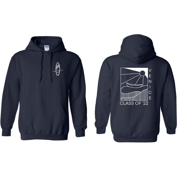 CLASS OF 2022 HOODIE + 1 Color