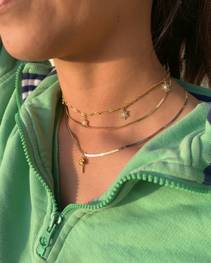 Essential Snake Chain Necklace