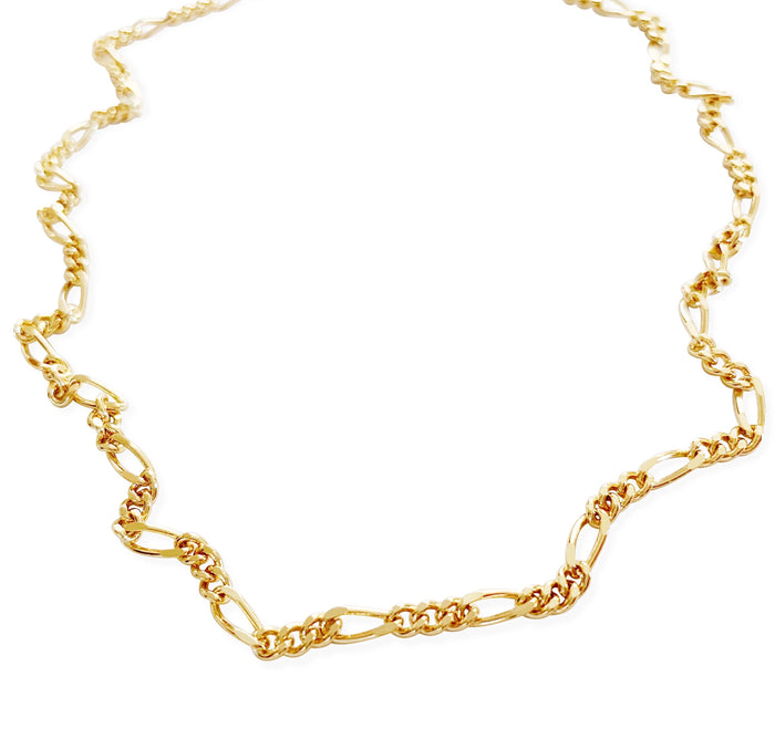 Classic Figaro Chain Necklace