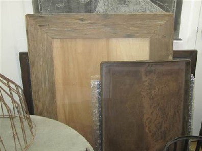 Pair of Barn Wood Frames