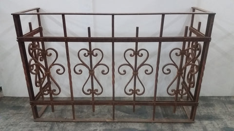 Iron Console Table Base