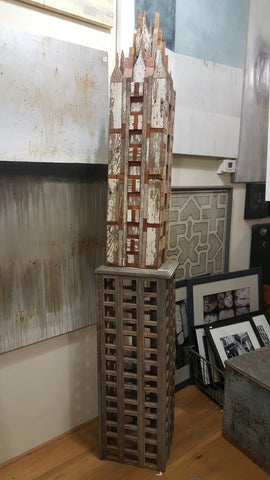 Folk Art Tower