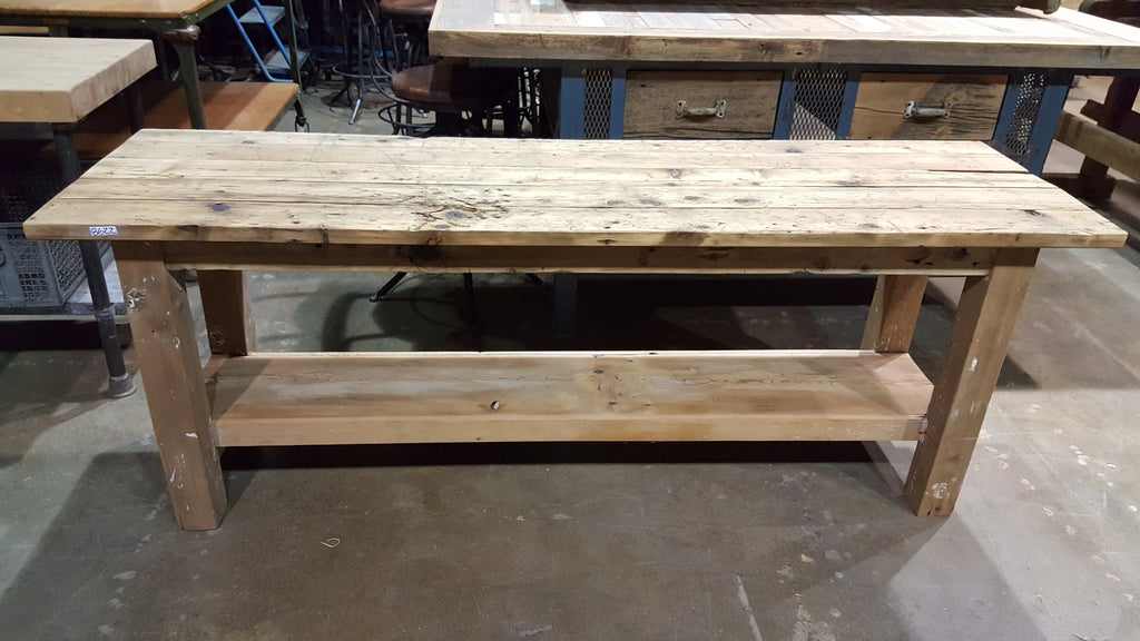 Wood Work Bench/Table
