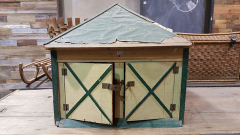 Architectural Garage/Carriage House Scale Model