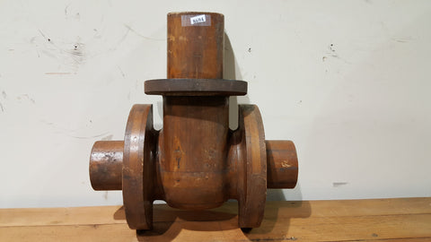 Wooden Industrial Factory Mold (Decor)
