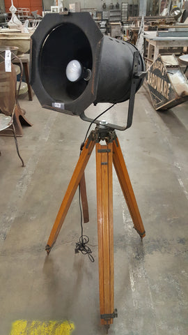 Film Studio Tripod Spotlight