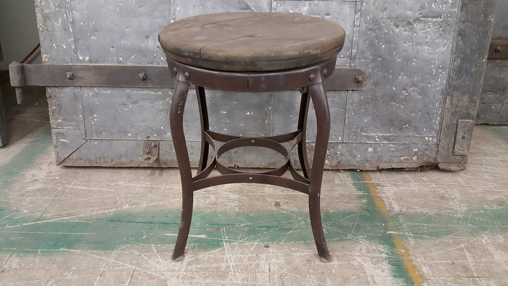 European Antique Stool