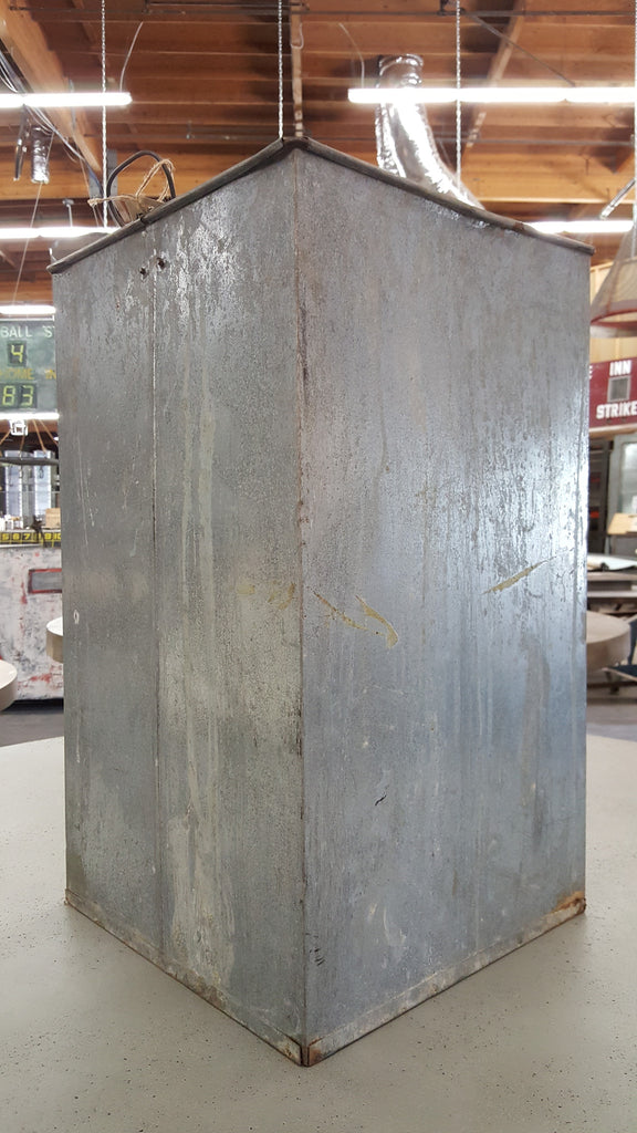 Galvanized Planter/Bucket