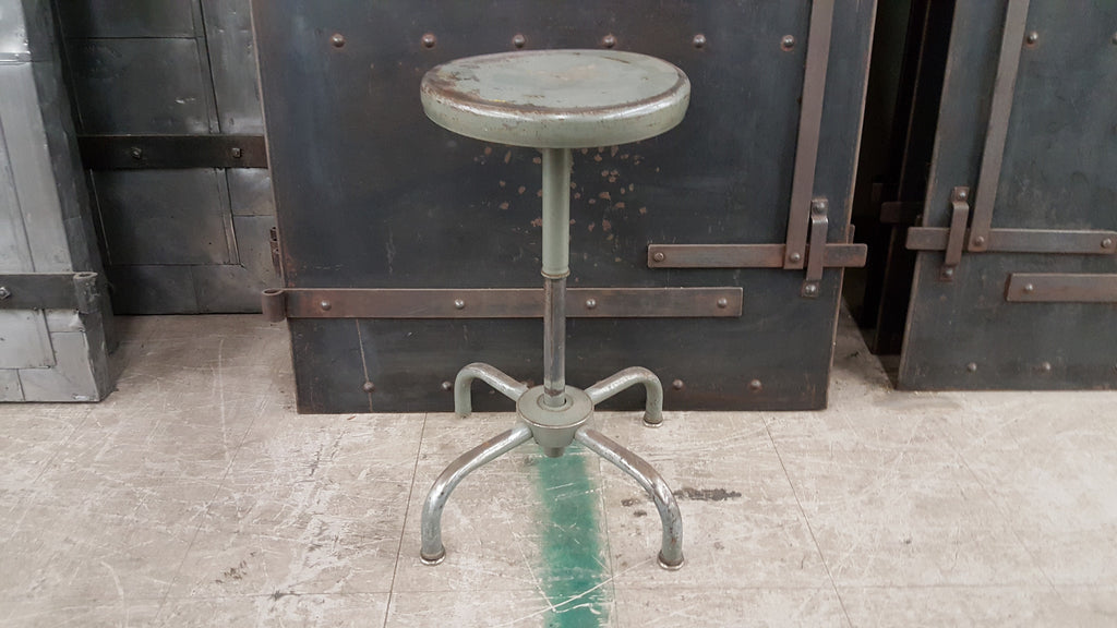 Metal Adjustable Stool