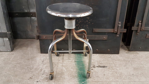 Adjustable Height Medical Stool
