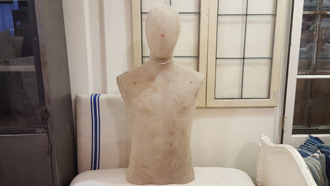 Cloth Mannequin with Head (Decor)