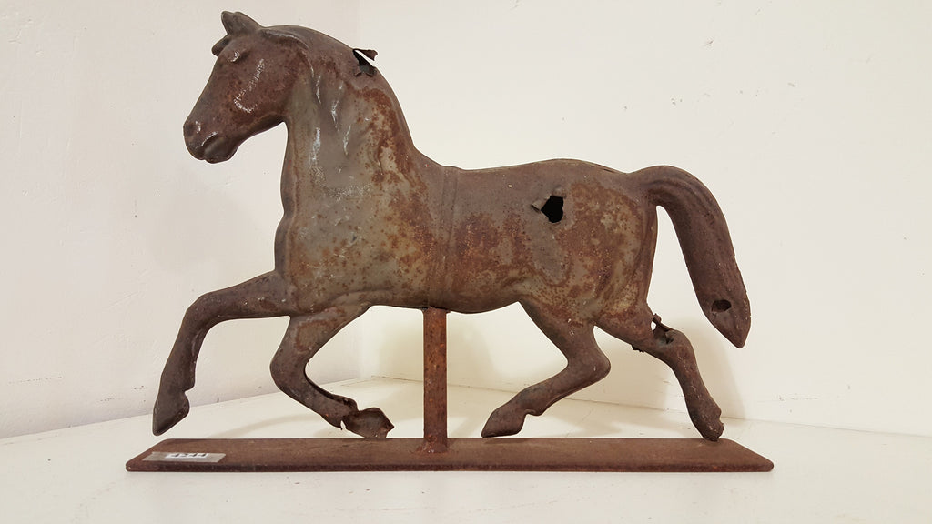 Horse From a Weather Vane (Decor)