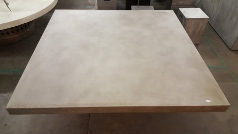 Gray Concrete Table Top