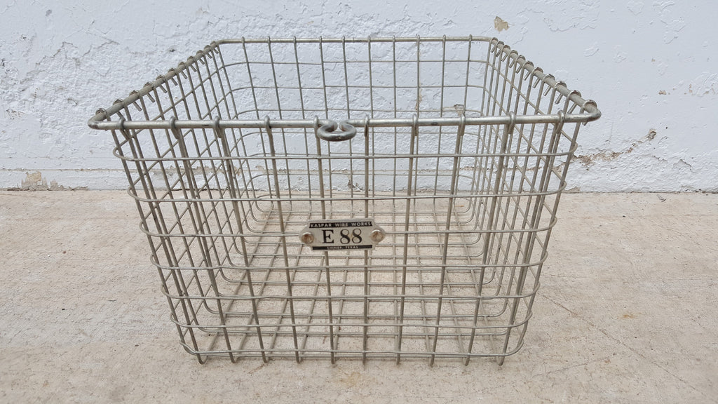 Wide Swim Locker Basket