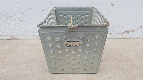 Perforated Locker Baskets