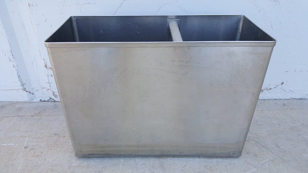 Stainless Steel 747 Galley Bin