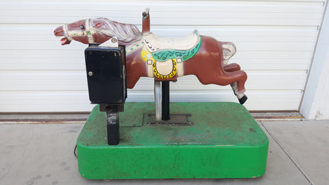 Children's Coin Operated Horse Ride