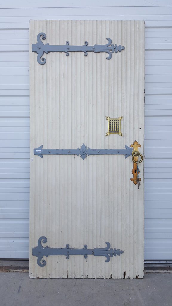 White Castle Door